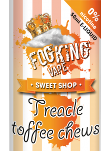 Течност FogKing Vape Toffee Chews 50 ml