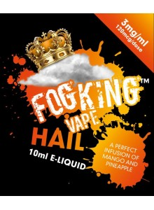 Течност  FogKing Vape Hail 30 ml (3x10 ml)