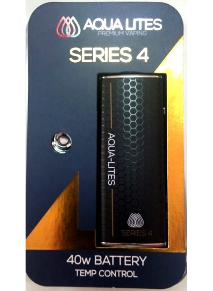 Aqua Lites Series 4 TC Box Mod