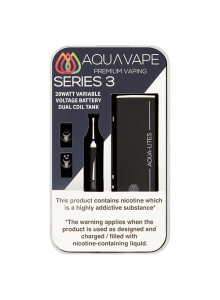 Aqua Vape Series 3 kit 20W/ 1600mAh