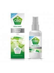 CBD EDG Fresh Mint спрей за уста 10 ml/ 500 mg