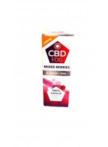 CBD EDG течност Mixed Berries 10 ml/200 mg