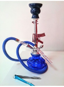 Наргиле  Super Small Single Pipe Hukka 27 CM