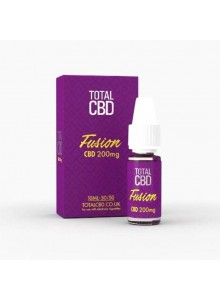 Течност Total  CBD  Fusion 10 ml / 200 mg