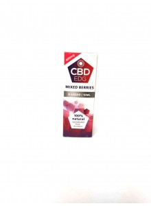 CBD EDG течност Mixed Berries 10 ml / 400 mg