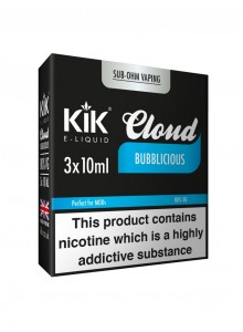 Течност  Kik Cloud Bubblicious  10ml