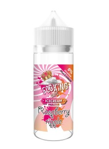 Течност FogKing Vape Raspberry Ripple 50 ml (Nic Shot 10 ml)
