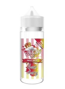 Течност FogKing Vape Sour Cherry  50 ml