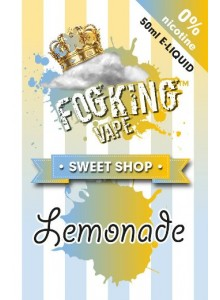 Течност FogKing Vape Lemonade  50 ml (Nic Shot 10 ml)